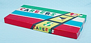Careers Game, Parker Brothers, 1958   (Image1)