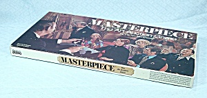 Masterpiece, Art Auction Game, Parker Brothers, 1970