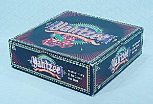 Yahtzee, 40th Anniversary, Collector's Edition, Milton Bradley, 1995