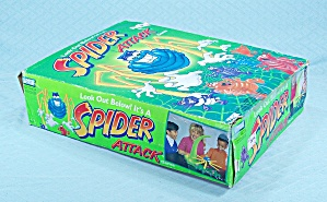 Spider Attack Game, Parker Brothers, 1992      (Image1)