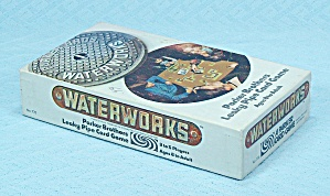 Waterworks Game, Parker Brothers, 1972