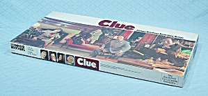 Clue Game, Parker Brothers, 1972 (Image1)