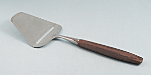 Cheese, Slice And Serve, Wood Handle, Norway
