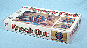 Knock Out Game, Milton Bradley 1978