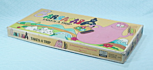 Barbapapa Takes a Trip Game, Selchow & Righter, 1977 (Image1)