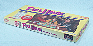 Full House Board Game, Tiger games, 1993 (Image1)