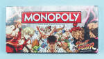 Click to view larger image of Monopoly, Street Fighter Collector's Edition, 2012, NIB (Image2)