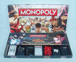 Click to view larger image of Monopoly, Street Fighter Collector's Edition, 2012, NIB (Image4)