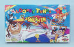 Click to view larger image of Looney Tunes Smush 'Em Game, Playable Play Doh, Tyco, 1994 (Image2)
