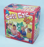 Click to view larger image of Cats Eye Game, Cadaco, 1997 (Image1)