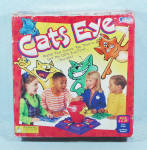 Click to view larger image of Cats Eye Game, Cadaco, 1997 (Image2)