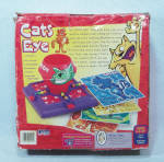 Click to view larger image of Cats Eye Game, Cadaco, 1997 (Image3)