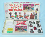 Click to view larger image of Go to the Head of the Class Game, 22nd Edition, Milton Bradley, 1977 (Image3)