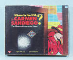 Click to view larger image of Where in the USA is Carmen Sandiego? Game, University Games, 1993 (Image2)
