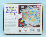 Click to view larger image of Where in the USA is Carmen Sandiego? Game, University Games, 1993 (Image3)