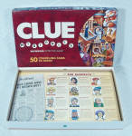 Click to view larger image of Clue Mysteries Decoding Detective Game, Parker Brothers, 2005 (Image2)