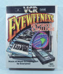 Click to view larger image of Eyewitness Newsreel Challenge VCR Game, Parker Brothers, 1985 (Image2)
