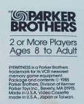 Click to view larger image of Eyewitness Newsreel Challenge VCR Game, Parker Brothers, 1985 (Image7)