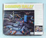 Click to view larger image of Domino Rally Spectacular Stunt Set, Pressman, 1982 (Image3)