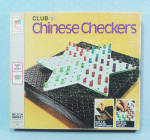 Click to view larger image of Club Chinese Checkers Game, Milton Bradley, 1973 (Image2)