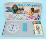 Click to view larger image of Let's Go Shopping Game, Pressman, 1990 (Image4)