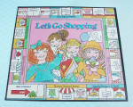 Click to view larger image of Let's Go Shopping Game, Pressman, 1990 (Image6)