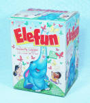 Click here to enlarge image and see more about item 399TE: Elefun Game, Milton Bradley, 2002