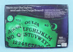 Click to view larger image of Ouija Board Game, Glows in the Dark, Parker Brothers, 1998 (Image3)