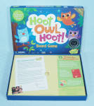 Click to view larger image of Hoot Owl Hoot! Board Game, Peaceable Kingdom, 2010 (Image4)