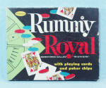 Click to view larger image of Rummy Royal Game, Whitman, 1959 (Image2)