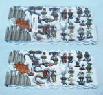 Click to view larger image of HeroScape Game Master Set, Rise of the Valkyrie, Milton Bradley, Complete (Image5)