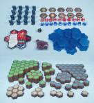 Click to view larger image of HeroScape Game Master Set, Rise of the Valkyrie, Milton Bradley, Complete (Image6)