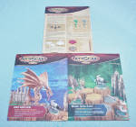 Click to view larger image of HeroScape Game Master Set, Rise of the Valkyrie, Milton Bradley, Complete (Image7)