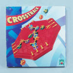 Click to view larger image of Crosstrack Game, Discovery Toys, 1994 (Image2)