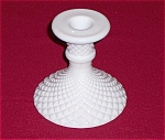 Westmoreland English Hobnail Candle Stick