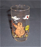 Click here to enlarge image and see more about item TE0183: Collector Glass – LK's Pierre The Bear