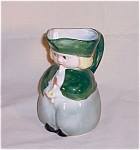 Click to view larger image of Made in England Toby Jug/ Pitcher	 (Image1)