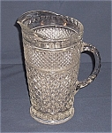 Anchor Hocking WEXFORD Crystal Pitcher