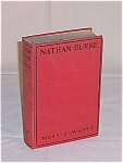 Click here to enlarge image and see more about item TE0342: Book � Nathan Burke � Mary S. Watts � 1910