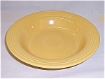 Click to view larger image of FIESTA -  Deep Plate –Yellow (Image1)