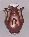 Click here to enlarge image and see more about item TE0567: Austrian Portrait Vase	# 1
