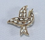 Click here to enlarge image and see more about item TE0597: Gerry  -  Bird - Pin / Pendant
