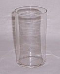 Click to view larger image of Federal Glass - Crystal Tumbler (Image1)