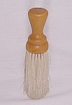 Vintage Barber Neck Brush � Horsehair