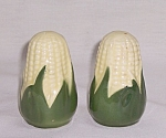 "Shawnee ""Queen Corn"" Salt and Pepper Shakers"