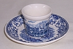 Click here to enlarge image and see more about item TE0817: Staffordshire England � Royal Tudor � Cup & Saucer