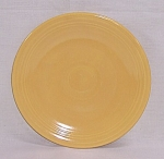 "Click to view larger image of Vintage Fiesta Yellow 6"" Plate (Image1)"