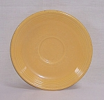 Click to view larger image of Vintage Fiesta Yellow Saucer (Image1)