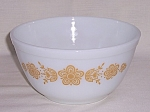 Pyrex -  Butterfly Gold  - Mixing Bowl