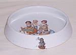 Click here to enlarge image and see more about item TE0867: Children�s Dishes � Baby Plate/Bowl � Germany